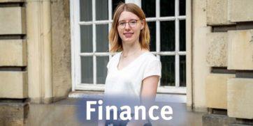 Finance Vorderseite